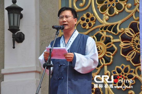 """""""延边朝鲜族自治州成就展""""在北京举行(图)"""