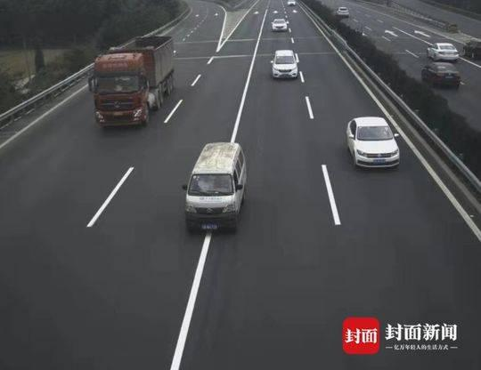 """国庆出行丨成彭高速启用""""电子眼"""" 抓拍这类交通违法"""